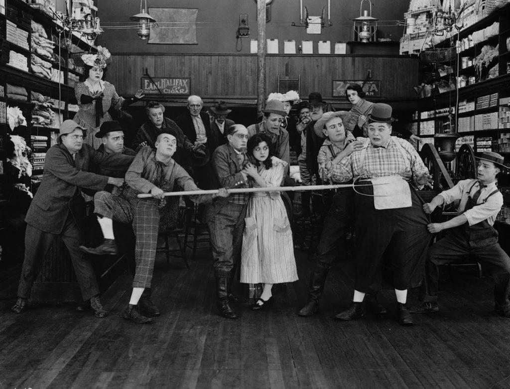 Séance cinéma de l'Université de Printemps d'histoire des arts : Chaplin