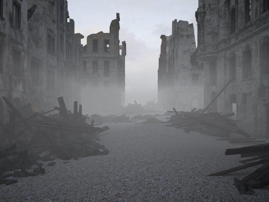 The Time of the Ruin / Le temps de la ruine