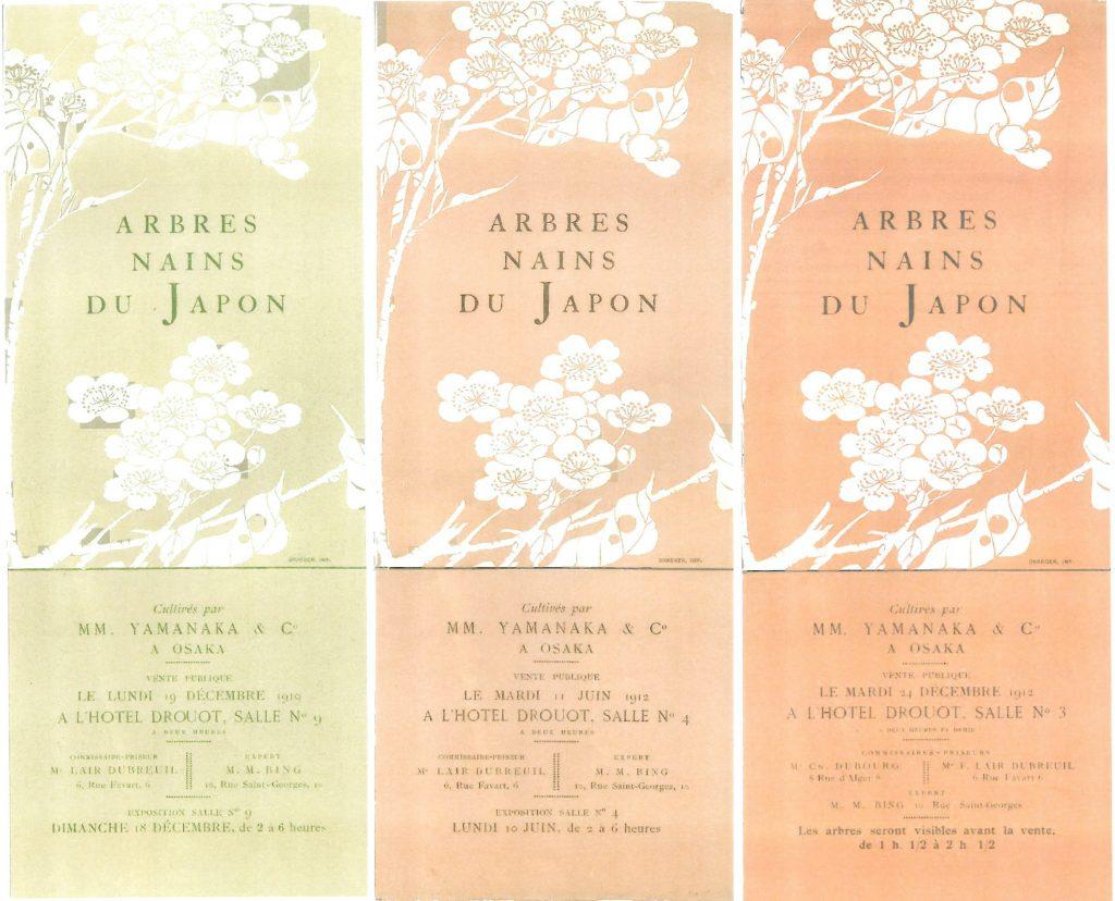 Transposition de l'art des jardins japonais en France