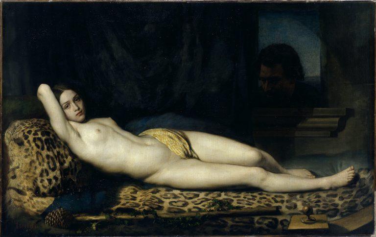 De Sapho aux Bacchantes: figures transgressives du plaisir et de la création au féminin pendant le XIXe siècle
