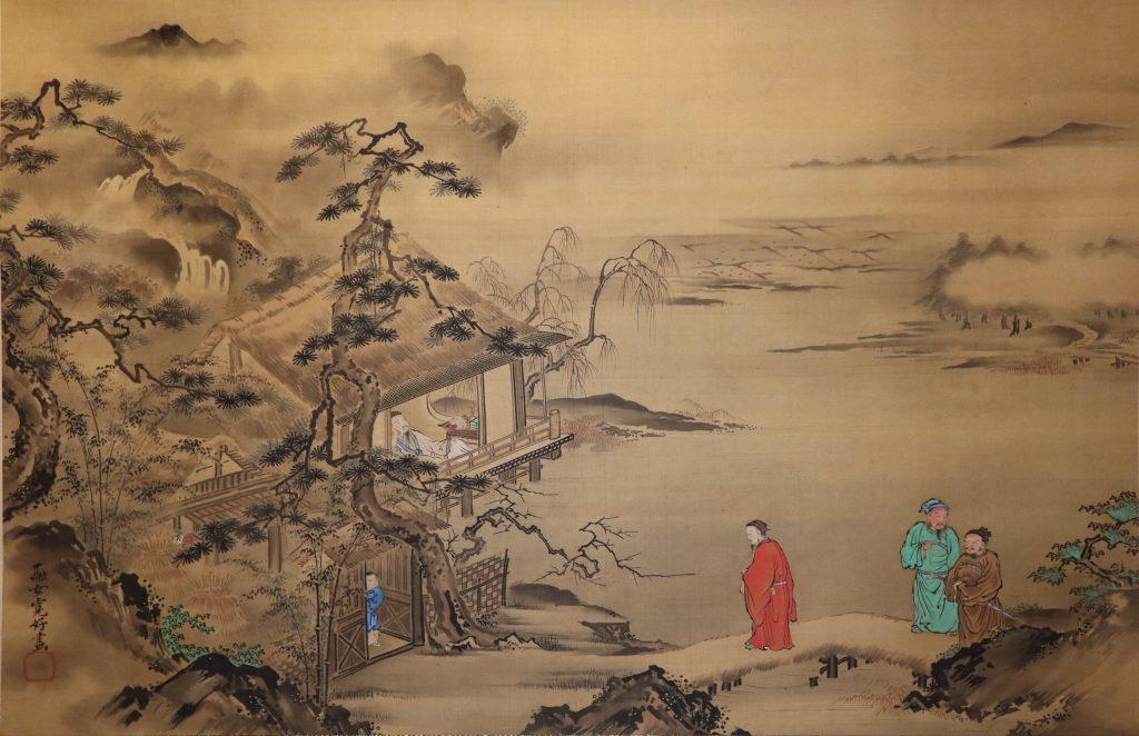 Femmes peintres de l'époque Edo
