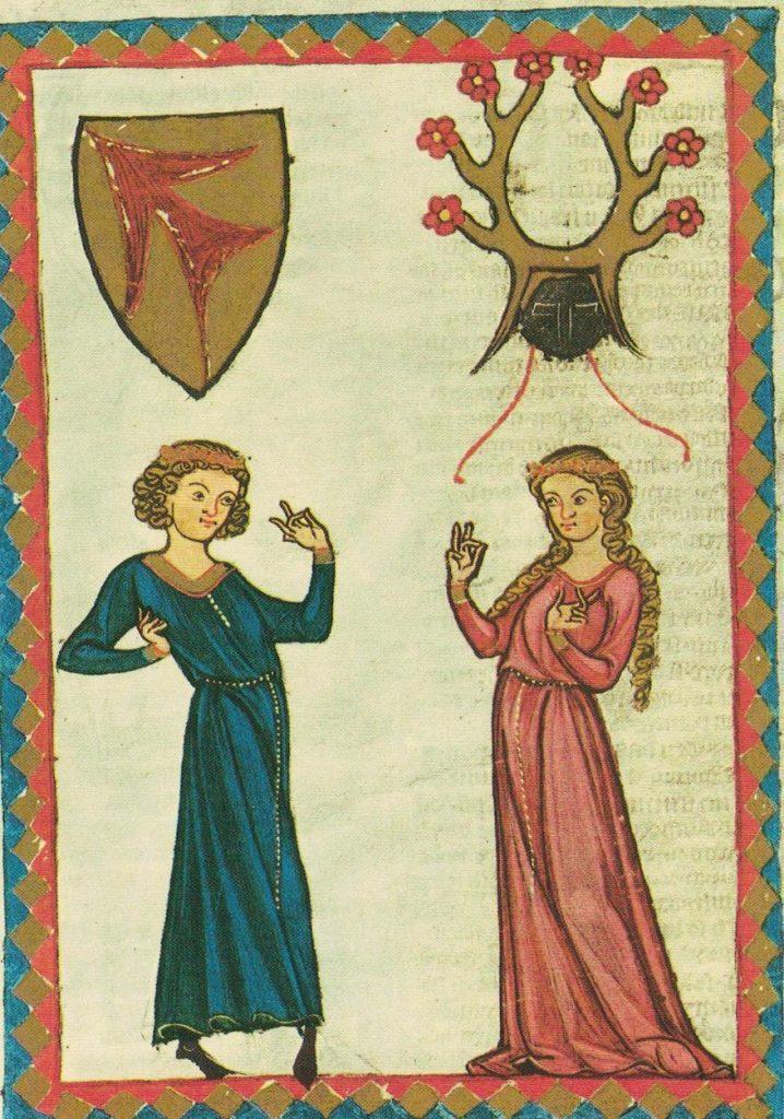 Le plaisir au Moyen Âge : censure et représentations