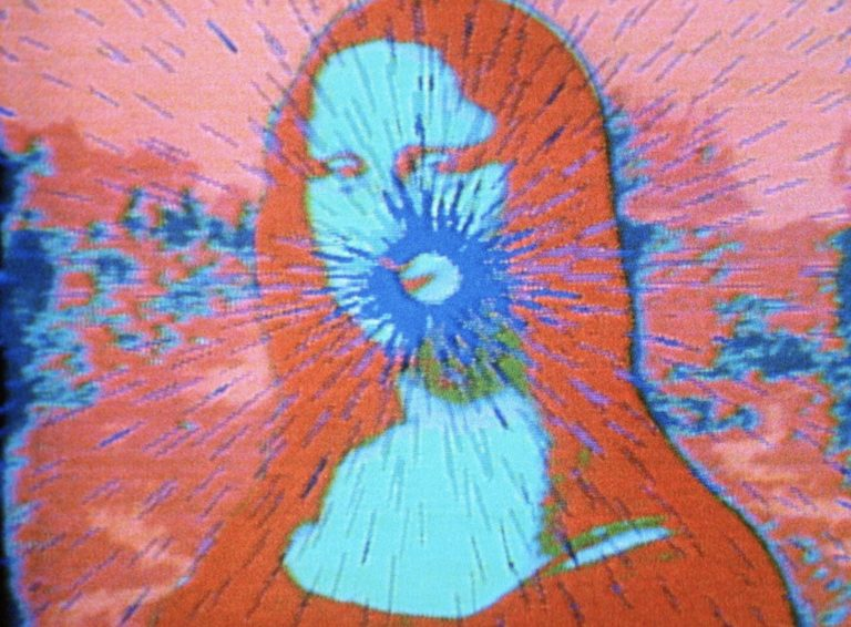 Mona Lisa / Atman - Installation de Toshio Matsumoto (inauguration et présentation)