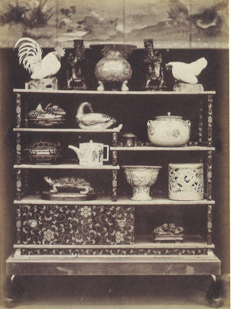 Le plaisir de la découverte : collectionner et exposer l'art japonais en France avant la création des musées d'arts asiatiques