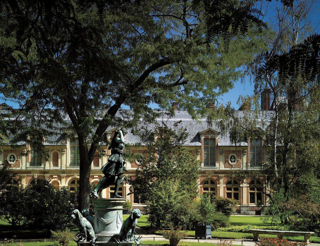 Visite guidée « Un jardin pour la Reine » (COMPLET)