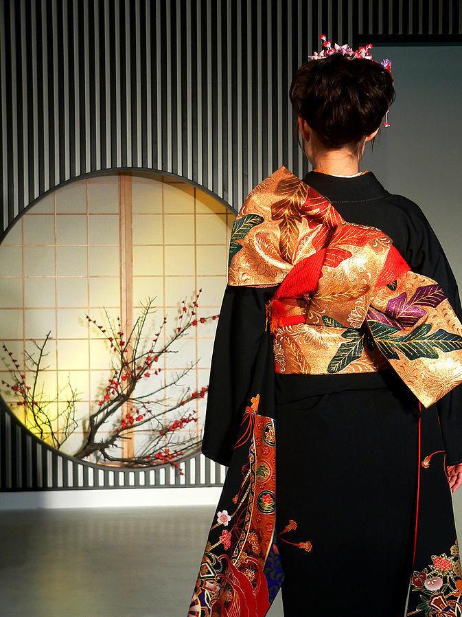 Atelier : Démonstration de Kimono (COMPLET)