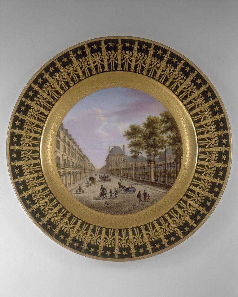 Visite guidée « Le plaisir de la table » (COMPLET)